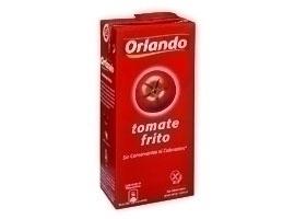 ORLANDO Tomate frito, brik 700 grs