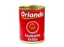 ORLANDO Tomate frito, lata 400 grs