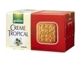 GULLON Galleta creme tropical, 800 grs