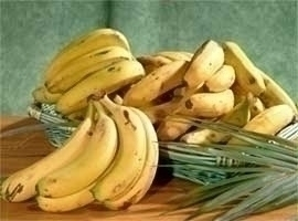 Plátano de Canarias 1ª, kilo