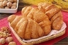 Croissant recto normal o cocolate, 3 unidades
