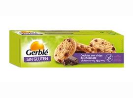 S/GLUTEN COOKIES CHOCO.GERBLE