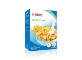 Copos de maiz, 500 grs ELIGES