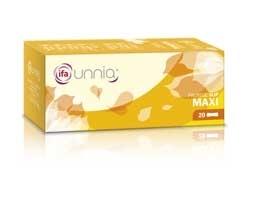 Protege slip maxi 20 unidades UNNIA