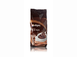 Chocolate en polvo, 400 grs ELIGES