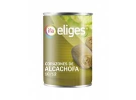 Alcachofa 10/12 lata, 390 grs  ELIGES
