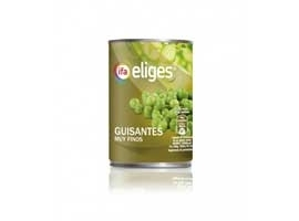 Guisantes muy finos, 400 grs  ELIGES