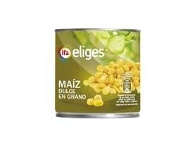 Maiz lata, 340 grs  ELIGES