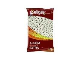 Alubia blanca extra, kilo ELIGES