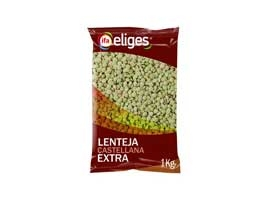 Lenteja castellana, kilo ELIGES