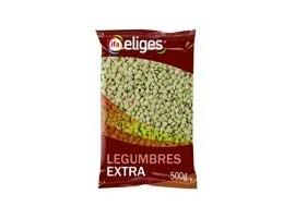 Lenteja castellana, 500 grs ELIGES