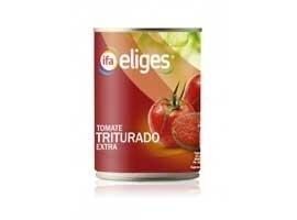 Tomate triturado, 390 grs ELIGES