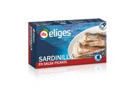 Sardina picante, 88 grs ELIGES
