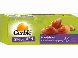 MAGDALENAS S/GLUTEN 180g GERBLE