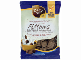 PILLOWS CEREAL S/GLUTEN 150 DIET